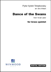 0309 Dance of the Swans Cover